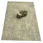 "FM1 Flagstone Mat  12"" x 29"" rubber mat which can be cut to shape (Model not Included)"